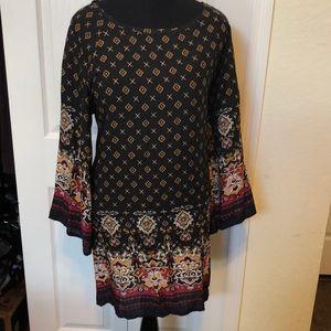 RiseSun 3x boho tunic dress